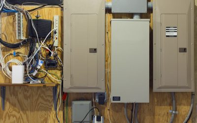 Why Do I Have to Replace My Electrical Panel When I Upgrade My Service?